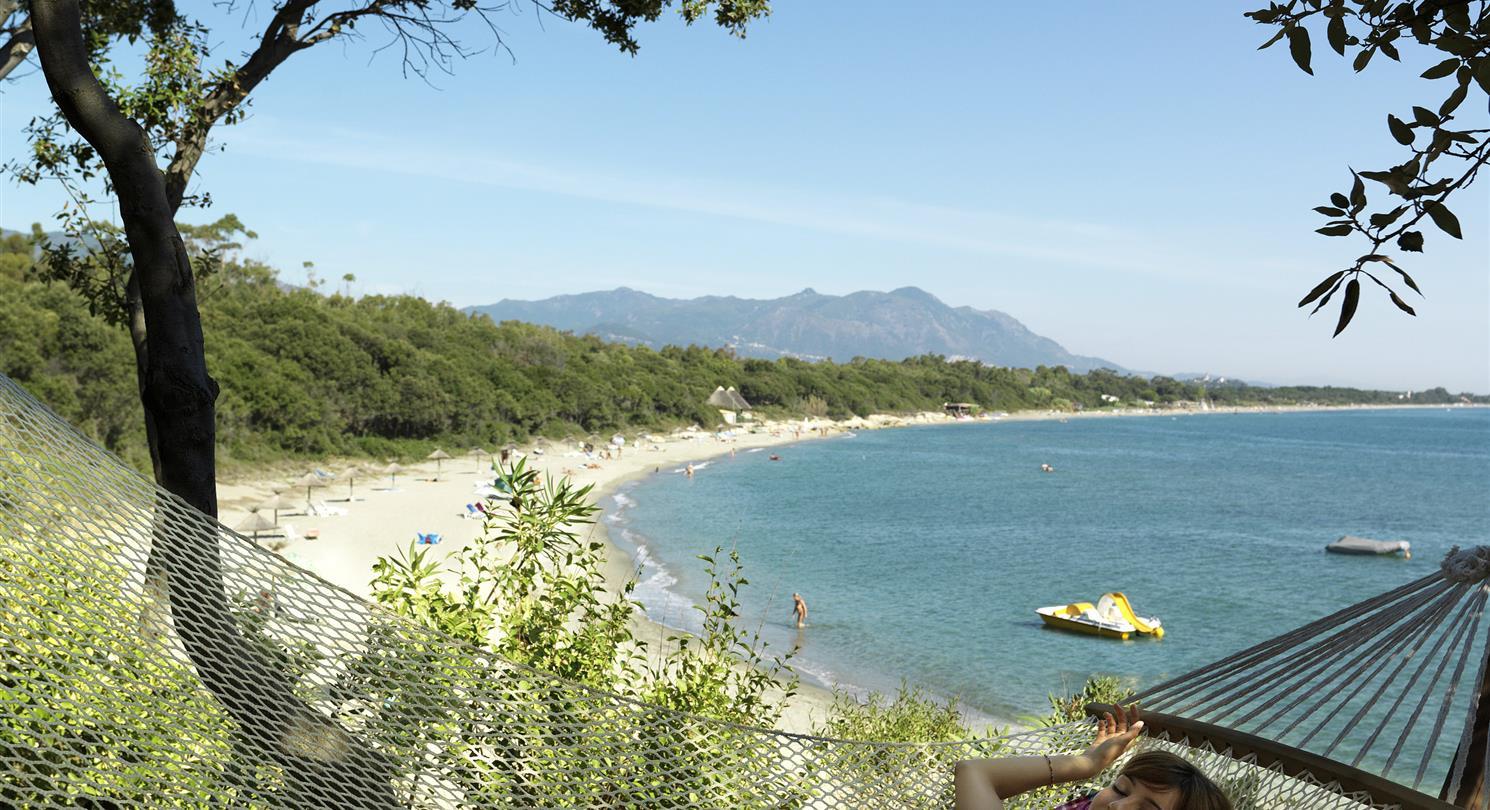 Geschichte des FKK-Feriencenters am Meer auf Korsika